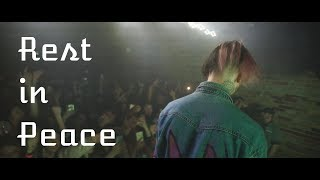 Rest in Peace Lil Peep - Tribute video (Response from XXXTentacion , Lil Pump and Ski mask & Mor