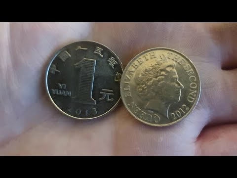 A Couple From Offshore - 10p Coin Hunt (£100)