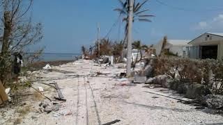 Hurricane Irma Big Pine Key