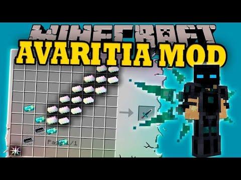 How To Install Avaritia Mod 1 16 5 1 16 4 Minecraft Mod Youtube