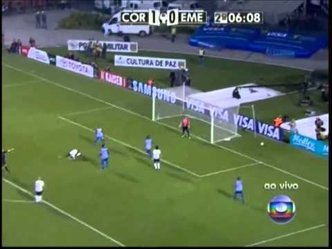 Paulinho vs Emelec 2012