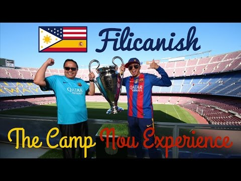 The CAMP NOU EXPERIENCE | FC Barcelona Travel Guide