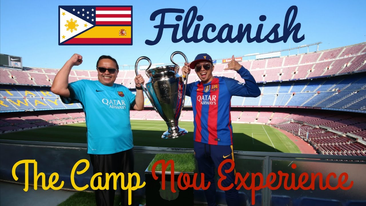 9c4d45477 The CAMP NOU EXPERIENCE | FC Barcelona Travel Guide - YouTube