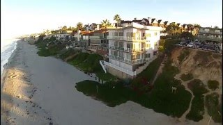 1080P HI BEACH FLIGHT! CARLSBAD CA