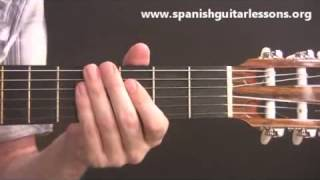 Learn The Most Mysterious Guitar Scale - Spanish Guitar Lessons
