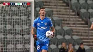 A League 2020 21 Matchweek 16 Wellington Phoenix V Western United Fc 2nd Half MP3
