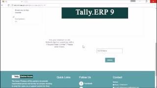 Tally Online Exam Demo short Video