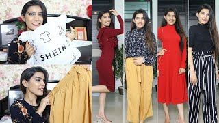 😍SHEIN Haul 2018| How To Shop+Size Guide |Super Style Tips
