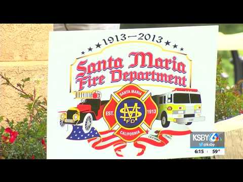 Santa Maria City Firefighters Benevolent Foundation hosts ch