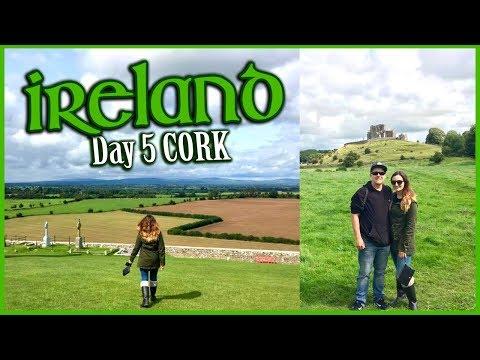 Ireland Travel Vlog | Day 5 CORK (Rock Of Cashel & Blarney Castle)