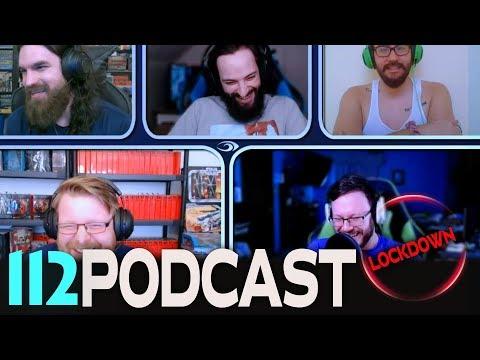 "Blind Wave Podcast #112 ""Quarantine"""