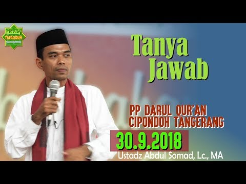 Download Ustadz Abdul Somad - 2018-09-30 Tanya Jawab DQ -  MP3 MP4 3GP