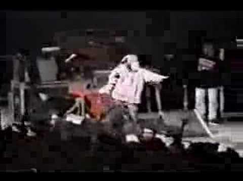 last 3 songs from 1992 LA show