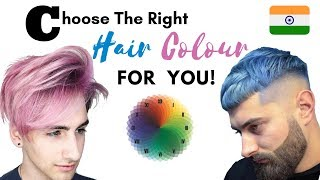 THE HAIR COLOR THAT WILL BEST SUIT YOU AND YOUR SKIN TONE!   How to Choose the Right Hair Colour