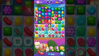 Candy Crush Friends Saga Level 519 - NO BOOSTERS