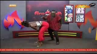 Priscilla Opoku Kwarteng Dance For CountryMan Songo On Fire 4 Fire