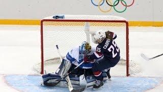 Alex Carpenter and Olympic Hockey Player Alex Carpenter