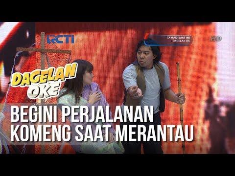 Dagelan OK - Begini Perjalanan Komeng Ketika Merantau (full) [29 Januari 2019)
