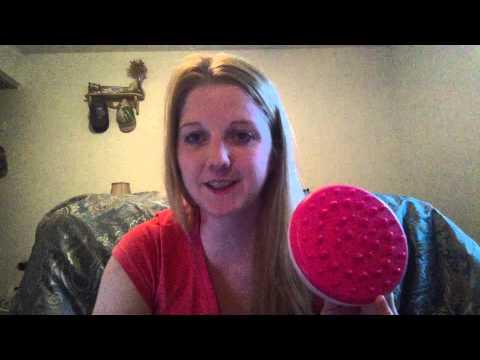 Cellulite Massager Brush Mitt Review