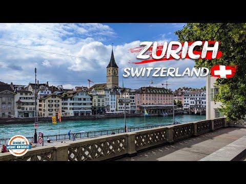 A Day In Zurich Switzerland