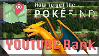 How to Get YOUTUBE rank on the PokeFind Minecraft Server