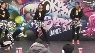 20  惠僑英文中學 中學組排舞 Rookie Stars