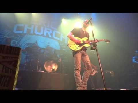 Eric Church - Like A Wrecking Ball (live)