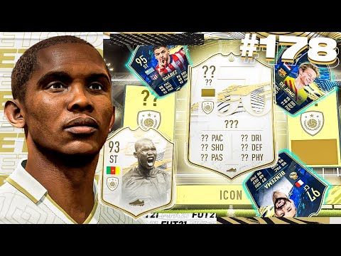 INSANE PACK LUCK HAS RETURNED!! PRIME MOMENTS ICON PACK!! - ETO'O'S EXCELLENCE #178 (FIFA 21)