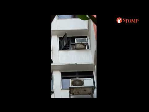 Man Splashes 'foul-smelling Liquid' And 'thick Greenish Mucus' Onto Neighbour's Parapet At Toa Payoh