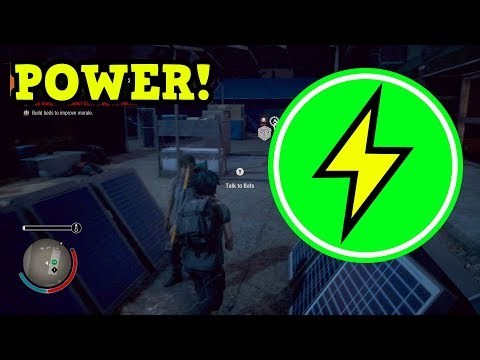 HOW TO GET POWER! UNLIMITED POWER | STATE OF DECAY 2!