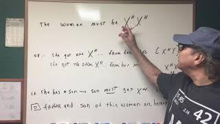 Genetics 1 - ORGOMAN - DAT DESTROYER - Dr. Jim Romano