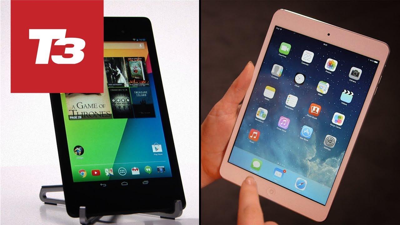 New iPad Mini Retina vs Nexus 7 2013 specs comparison ...Ipad Mini Retina Specs