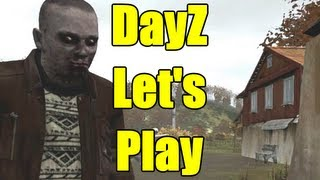 DayZ Let's Play - Episode 5 - Murder She Wrote