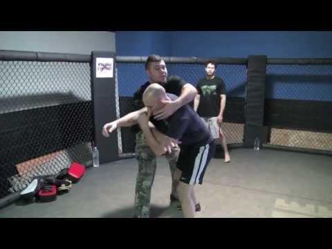 How to Throw a guy! CQC Fighting Methods - www.RAW-COMBAT.com
