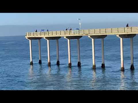 OCEAN BEACH SAN DIEGO CA./FISHING