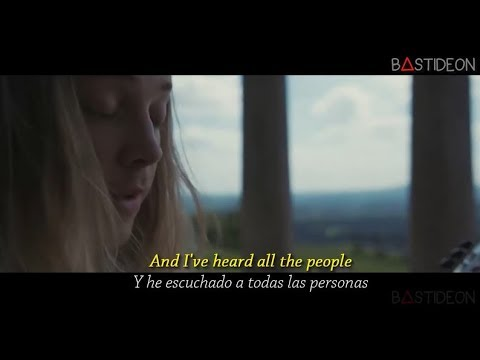 Isaac Gracie - Terrified (Sub Español + Lyrics)