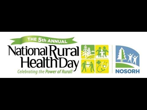 Webcast: Rural Health Delivery System Reform