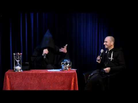 Der Tod interviewt Dr. Mark Benecke - Geisterstunde (Death Comedy)