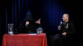 Der Tod interviewt Dr. Mark Benecke – Geisterstunde (Death Comedy)