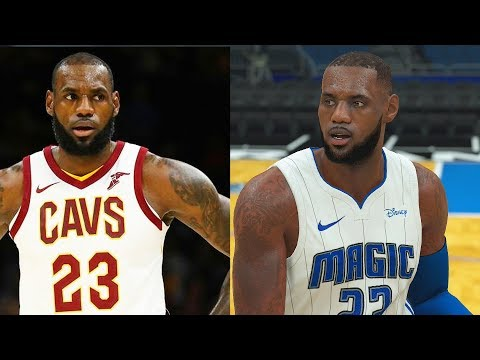 Download Youtube: LeBron James Joins the Orlando Magic After Blowout Loss