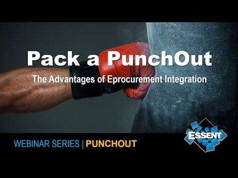 Pack a PunchOut: The Advantages of Eprocurement Integration