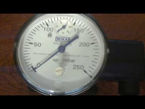 датчик дифференциального давления WIKA DPGT40