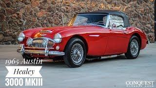 1965 Austin-Healey 3000 MKIII