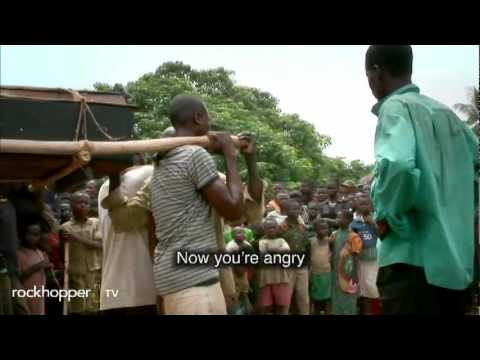 Traditional Funeral - Duakombe Village, Democratic Republic of Congo
