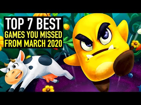 The Best 7 Indie Games You Missed From March 2020