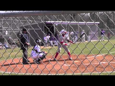 Errol Robinson MLB Draft Prospect Video, St John's College High School