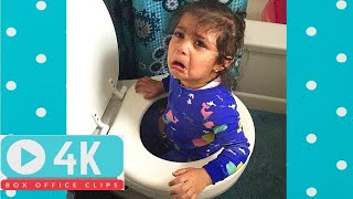 Try Not To Laugh: Babies TROUBLE MAKER  and FAIL| Funny Babies and Pets