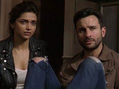 Best Deleted s  Cocktail  Saif Ai Khan, Deepika Padukone & Diana Penty
