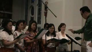 Bapa Kami (MB 679)-Lagu dan Arr: Paul Widyawan-By gli Angeli Cantano Coro (gACC), Pontianak