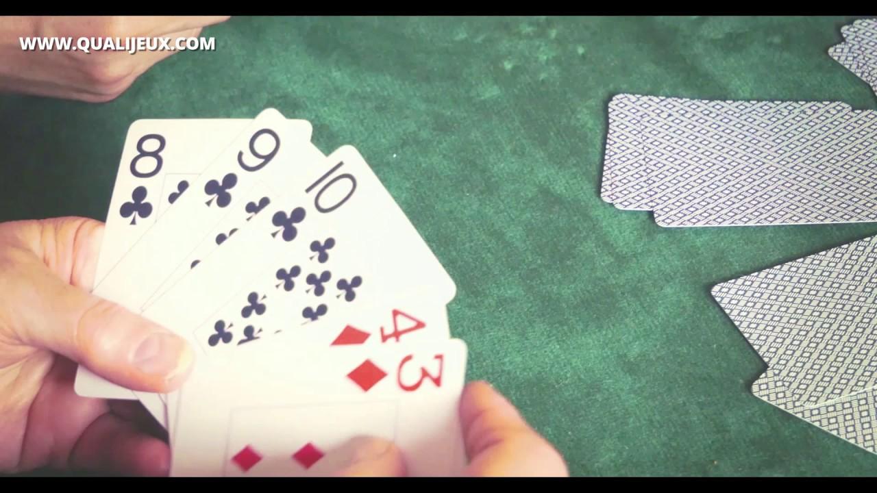 jeux de cartes tapis de cartes et